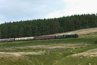 Between Garsdale Station and Risehill Tunnel - Chris Taylor