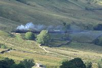 48151 passing under Mallerstang Common on the climb to Ais Gill 2 - Chris Taylor