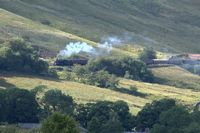 48151 passing under Mallerstang Common on the climb to Ais Gill 4 - Chris Taylor