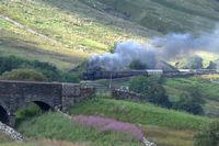 48151 passing under Mallerstang Common on the climb to Ais Gill 5 - Chris Taylor